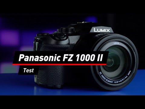 Panasonic FZ1000 II: Diese Bridge-Kamera hat es in sich!