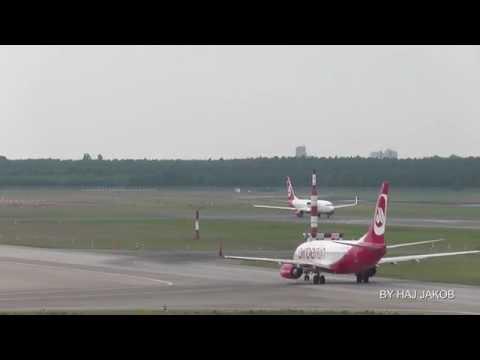 Timelapse► Berlin Tegel Airport