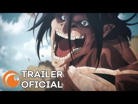 Attack on Titan Final Season | TRAILER OFICIAL
