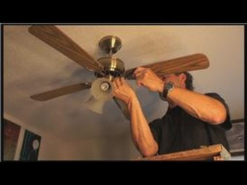 Electrical Home Repairs How To Repair A Ceiling Fan S New Pull Chain And Light Switch