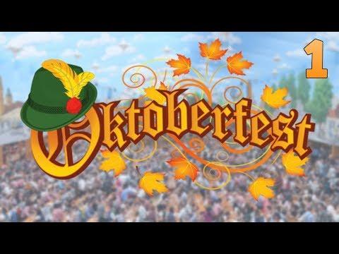 Немецкий язык для начинающих: адаптированная книга Oktoberfest (A1/A2) #1