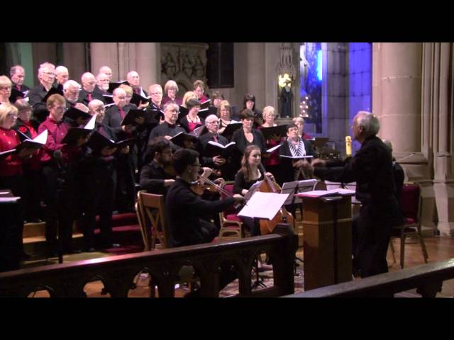 Dublin Airport Singers - The Flight of the Holy Family - Opus 20 - Max Bruch