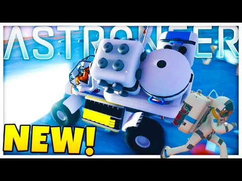 WE BUILT A ROCKET TO THE MOON! - ASTRONEER #4