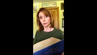 Jane Asher reads Ode to a Nightingale by John Keats | Readings from the Rose