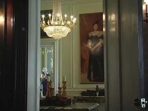 astor mansion victorian christmas 2008