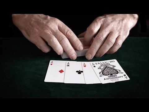 False Shuffle With Top Block Transfer - Paul Ingram