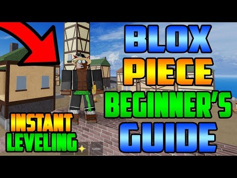 Blox Piece Best Game On Roblox Devil Fruit Locations New Blox Piece Beginner S Guide Instant Leveling From The Start Tips And Tricks Blox Piece