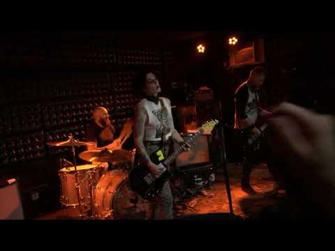 The Distillers Live 2018 San Diego Casbah Just Tonight