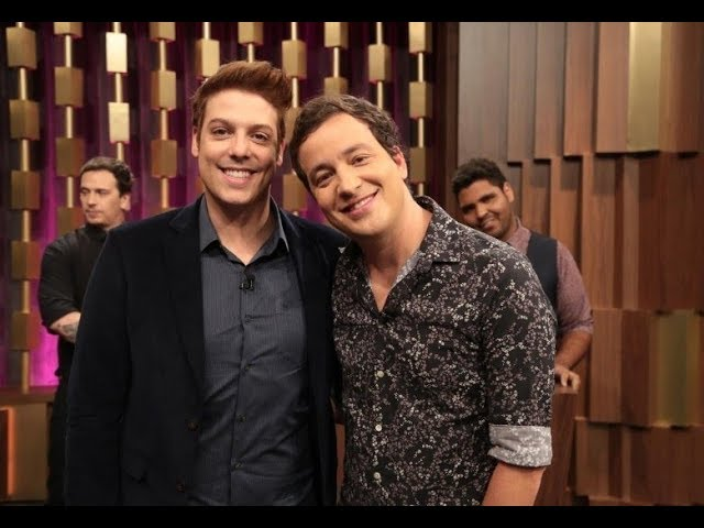 Rafael Cortez comenta possibilidade de substituir Fábio Porchat em talk show!