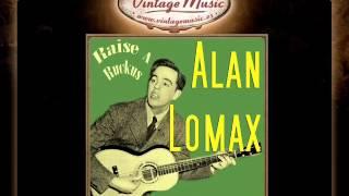 Alan Lomax -- Traveling Man