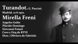 Turandot. Giacomo Puccini.