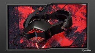 Modecom Volcano Sword - Niedrogie słuchawki z mikrofonem