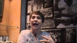 """#1/4 Entrevista a Jenny Estrada sobre Armando Romero en base a la """"Ruta de Un Ideal"""", 2012.04.08."""