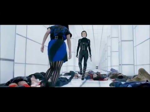 Resident Evil 5 Retribution White Corridor Scene