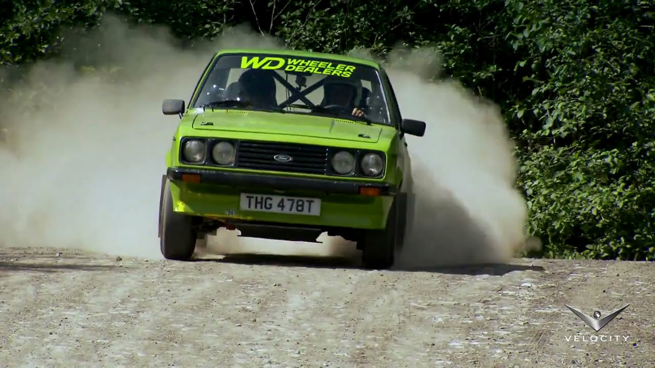 Mike vs. Edd: Rally Car Edition | Wheeler Dealers - YouTube
