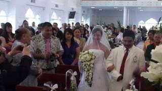 This I Promise You - Kasanita Tauelangi & John Bailey -  Amazing Tongan Wedding