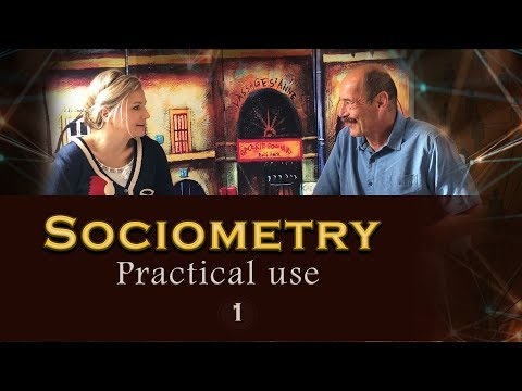 Sociometry. Practical use. Interview with John Olesen. Part 1