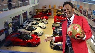 Pelé - LifeStyle, The Rich Life 2018