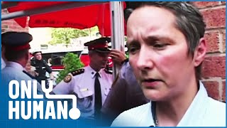 LGBT+ Cop Faces Harassment in Police Force   Badge of Pride   Only Human