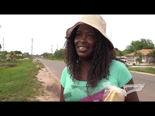 Suriname Overzee   'Suriname Leeft' afl. 20    Venters zijn ondernemers