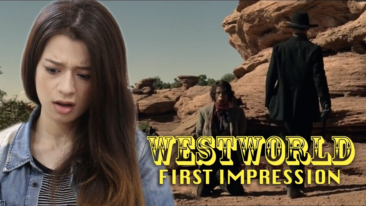 westworld s01e01