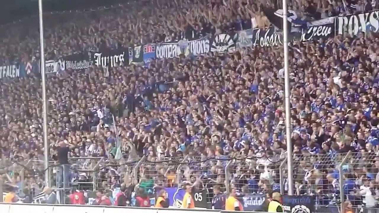 Bielefeld Aufstieg
