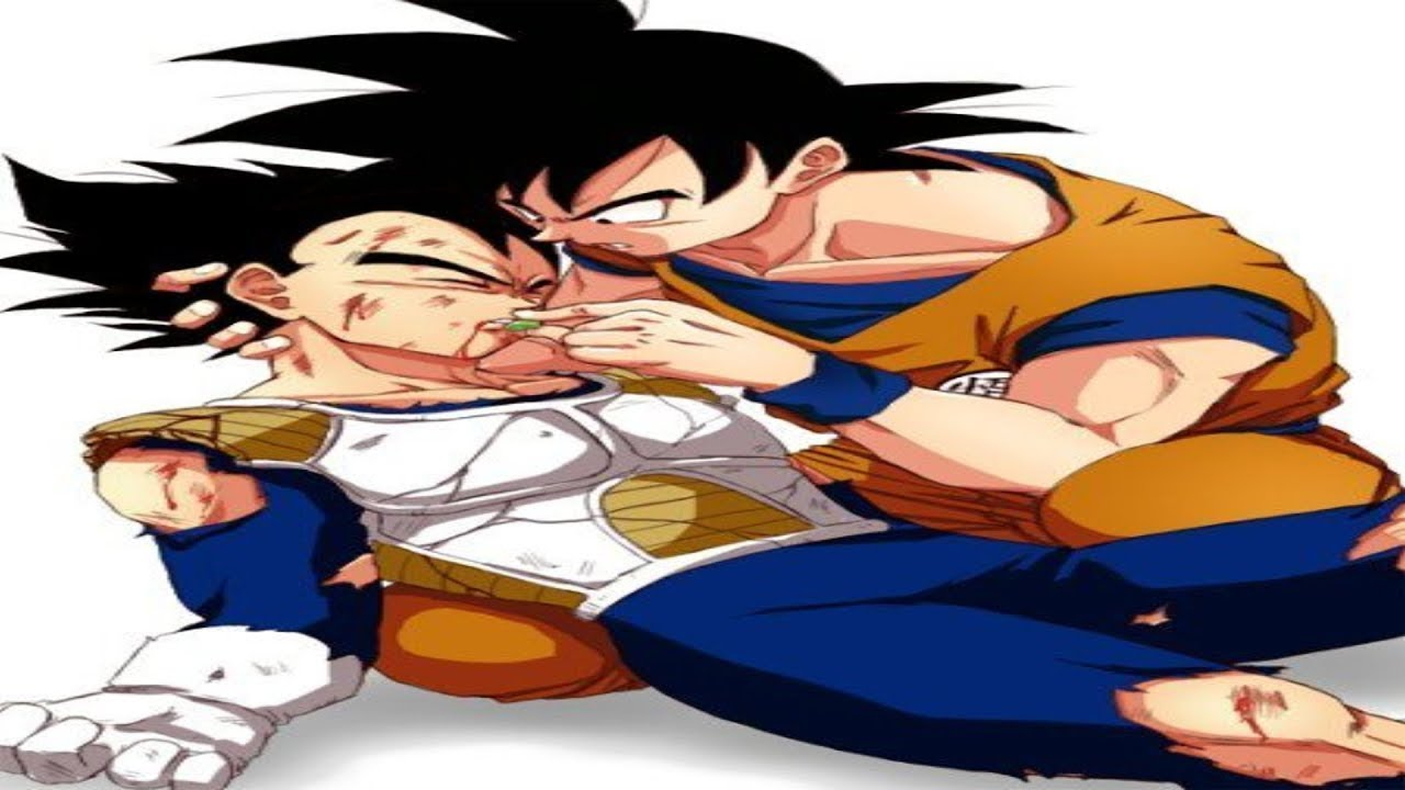Dragon ball goku gay