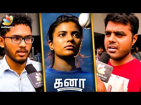 Kanaa Public Opinion & Review | Sivakarthikeyan, Aishwarya Rajesh Movie