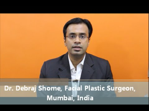 Dr.Debraj Shome- Rated Best Plastic Surgeon In India