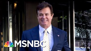Paul Manafort Trial Now Enters Closing Arguments   Hallie Jackson   MSNBC