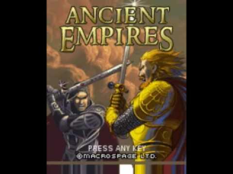 Ancient Empires Gameplay (j2me) Part 1