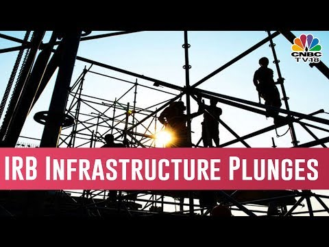IRB Infrastructure Plunges 8% As Citi Maintains Sell, Cut Target To Rs 139