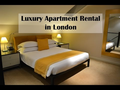 Best Luxury Apartment Rental in London, Cheval Phoenix House - Where She Stayed