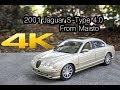 2001 Jaguar S-Type 4.0 from Maisto Scale 1:18