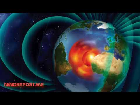 Africa Phenomenon threatens to FLIP Earth's magnetic field, taking the poles with it