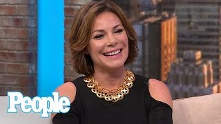 RHONY: Luann D'Agostino Says Bethenny 'Finally Got Divorced, So She's Happy' | People NOW | People