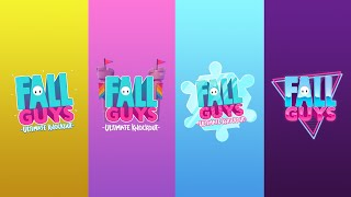 All Fall Guys Trailers in Order (S1/S2/S3/S4) 2021 | Todos los trailers de Fall Guys