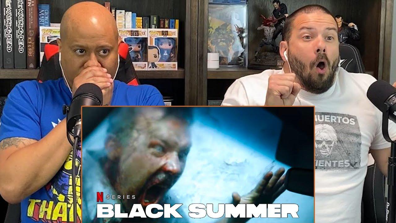"Download Black Summer 1x2 ""Drive"" Reaction | Season 1 Netflix Series"