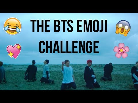 CAN YOU GUESS THIS BTS SONGS FROM THE EMOJI ??