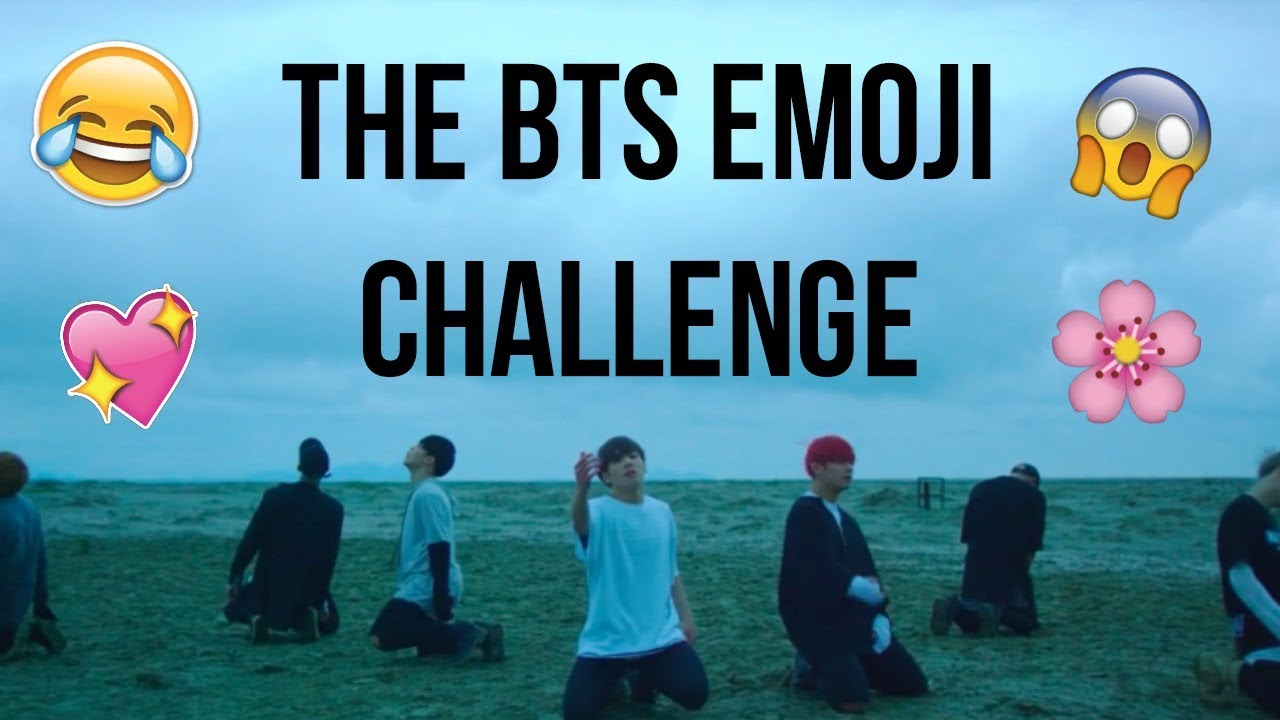 56152deb1 CAN YOU GUESS THIS BTS SONGS FROM THE EMOJI    - YouTube
