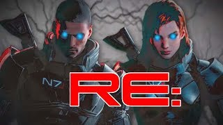 RE: Game Theory: PROVING Mass Effect's Indoctrination Theory! | Mass Effect 3 PART 1
