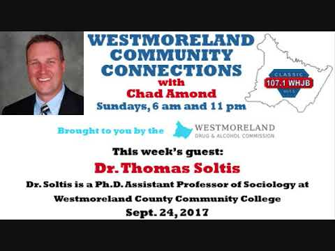 Westmoreland Community Connections - Sept. 24, 2017