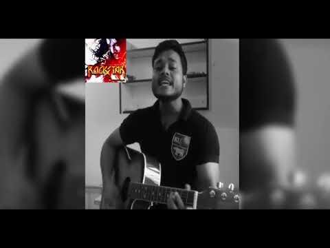 Sadda haq | Acoustic Cover with Chords | Rockstar