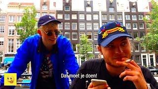 Joost vraagt hulp aan Donnie
