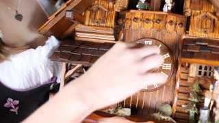 Cuckoo Clock Not Working - Cuckoo Clock Service Video