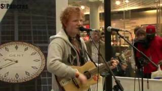 �������� ���� Ed Sheeran - The Station Sessions ������