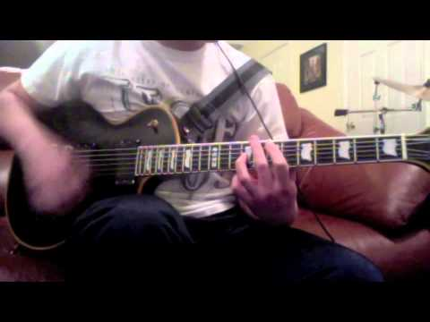 I'm Low On Gas And You Need A Jacket + Solo - Pierce The Veil (Guitar Cover)
