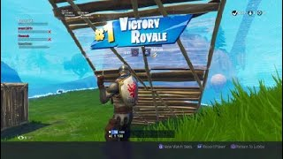Fortnite win guys mad