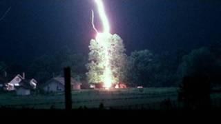 The Birth of a Lightning Bolt