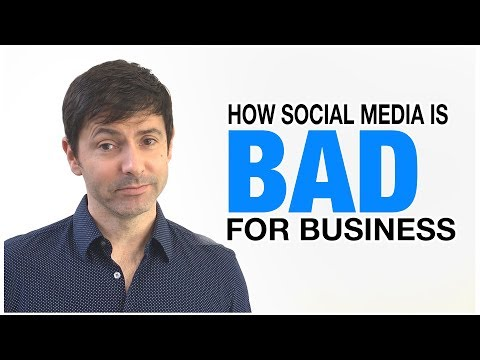 How Social Media Is Bad For Your Online Business Profits